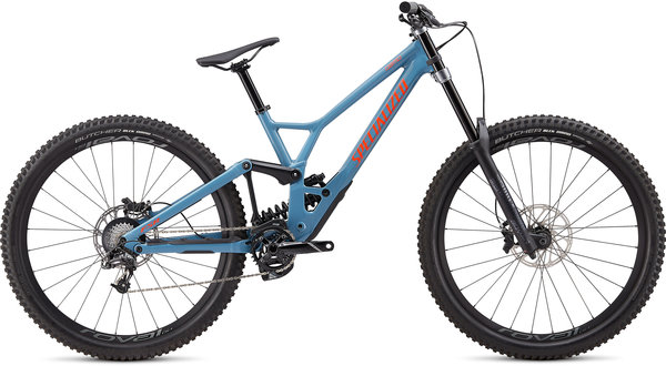 Specialized Demo Expert 29 Color: Gloss/Storm Grey/Rocket Red