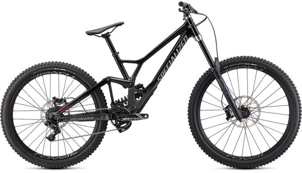 Specialized Demo Expert Color: Gloss Smoke/Black/Cool Grey