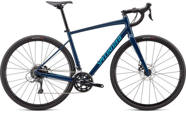 Specialized Diverge E5 Color: Gloss Cast Blue/Aqua Camo