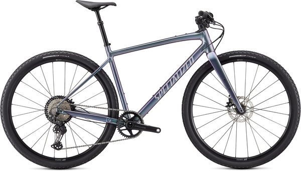 Specialized Diverge Expert E5 Evo Color: Gloss/Brushed/Chrome