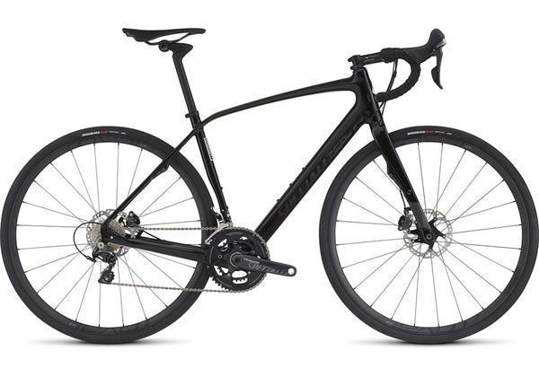 Specialized Diverge Pro Color: Satin Carbon/Gloss Carbon/Dream Silver