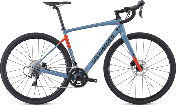 Specialized Men's Diverge Color: Carbon/Acid Kiwi