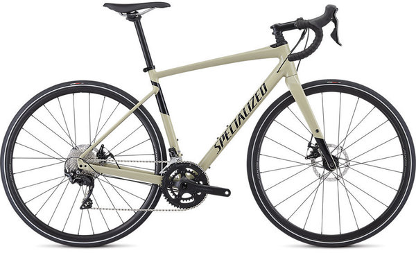 Specialized Men's Diverge E5 Comp Color: Gloss East Sierras/Tarmac Black
