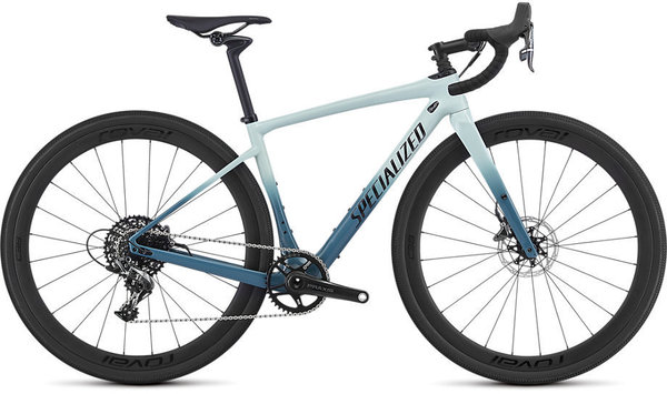 Specialized Women's Diverge Expert X1 Color: White Sage/Dusty Turquoise/Black