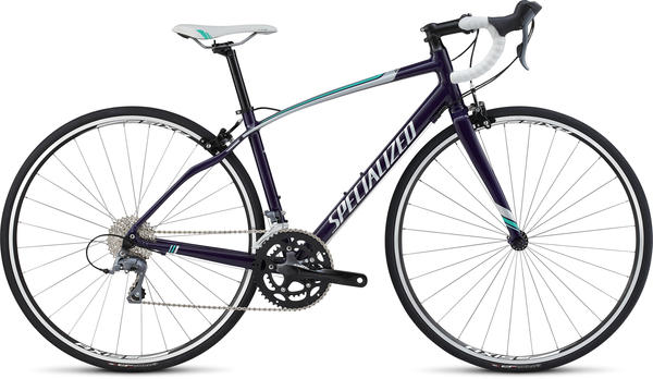 Specialized Dolce - Women's Color: Gloss Indigo/Silver/Emerald/Teal