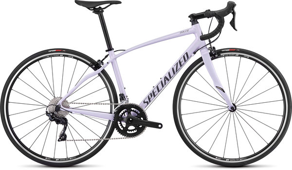 Specialized Dolce Elite Color: UV Lilac/Black/Reflective/Clean
