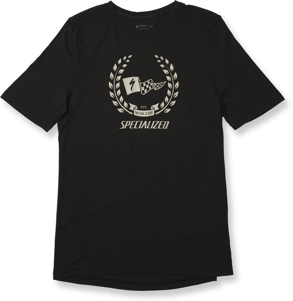 Specialized Drirelease Champion T-Shirt Color: Black/Black