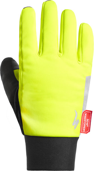 Specialized Element 1.0 Gloves Color: Neon Yellow