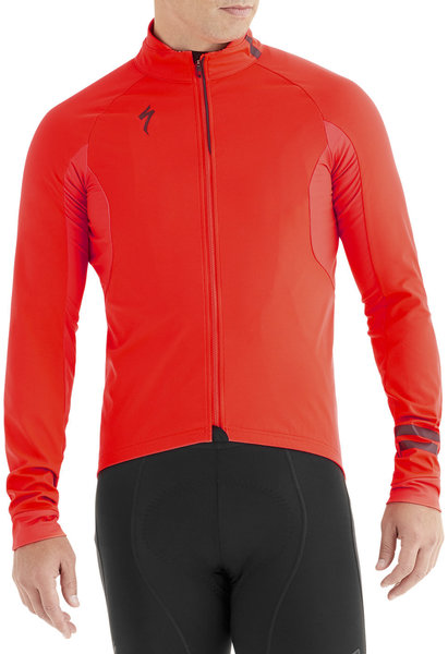 Specialized Element 1.0 Jacket Color: Rocket Red