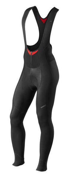 Specialized Element 1.5 Windstopper Cycling Bib Tights Color: Black