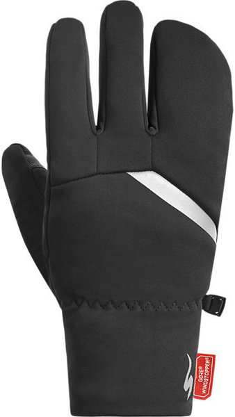 Specialized Element 2.0 Long Finger Gloves Color: Black