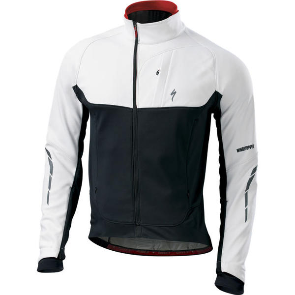 Specialized Element 2.0 Windstopper Jacket Color: Black/White
