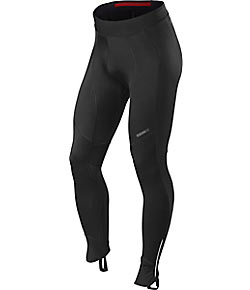Specialized Element Tights - No Chamois Color: Black