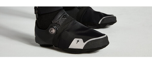 Specialized Element Toe Covers Color: Black