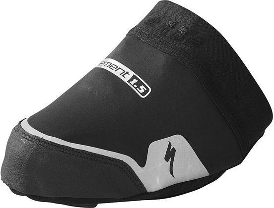 Specialized Element Windstopper Toe Covers Color: Black