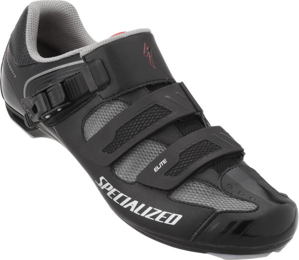 Specialized Elite Road Shoes Color: Black/Red