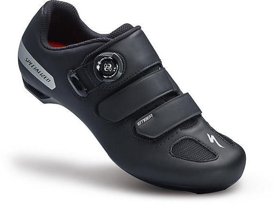 Specialized Ember Road Shoes Color: Black