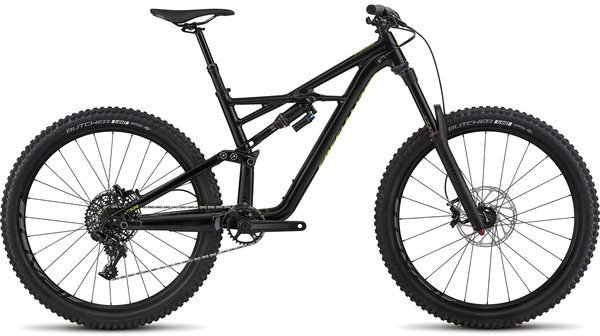 Specialized Enduro Comp 27.5 Color: Gloss Black/Hyper