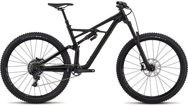Specialized Enduro Comp 29/6Fattie Color: Gloss Black/Hyper