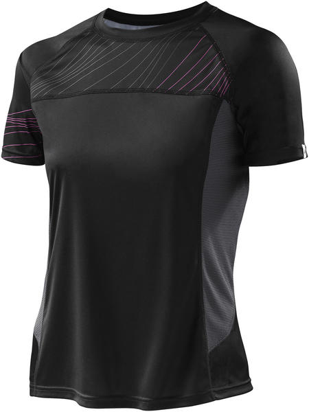 Specialized Andorra Comp Short Sleeve Jersey - Women's Color: Black/Carbon