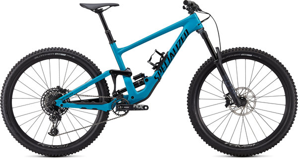 Specialized Enduro Comp Carbon 29 Color: Gloss Aqua/Flo Red/Satin Black