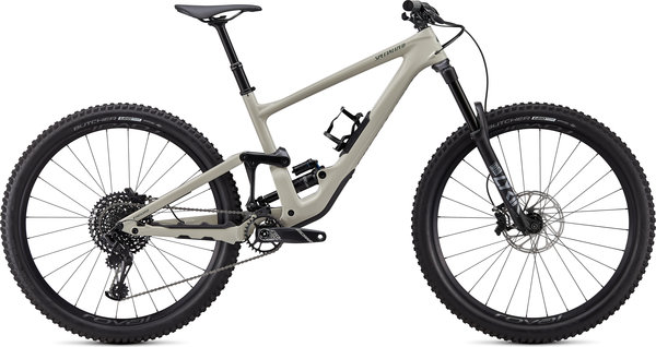 Specialized Enduro Elite Carbon 29 Color: Gloss White Mountains/Carbon/Sage Green