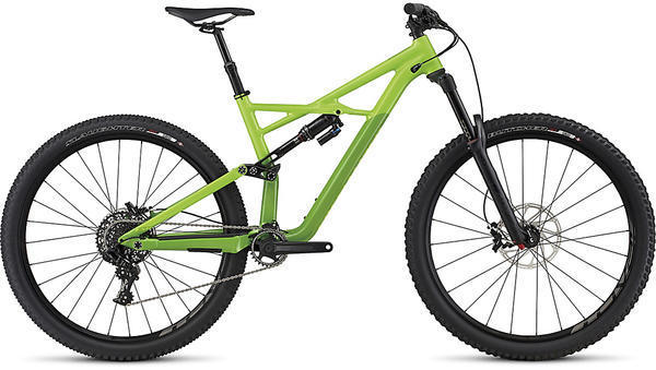 Specialized Enduro Comp 29 6Fattie Color: Gloss Moto Green/Monster Green