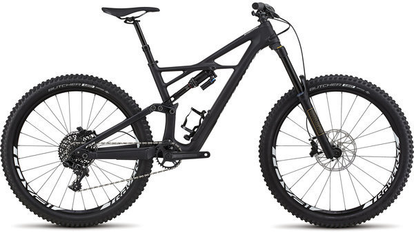 Specialized Enduro Elite 27.5 Color: Satin Black/White