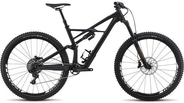 Specialized Enduro Elite 29/6Fattie Color: Satin Black/White