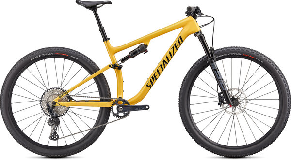 Specialized Epic EVO Comp Color: Gloss Brassy Yellow/Black