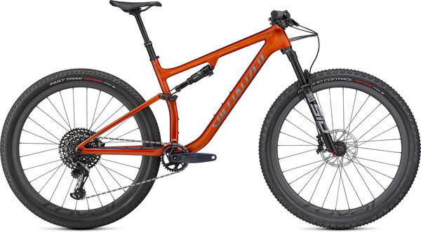 Specialized Epic EVO Expert Color: Gloss Redwood/Smoke