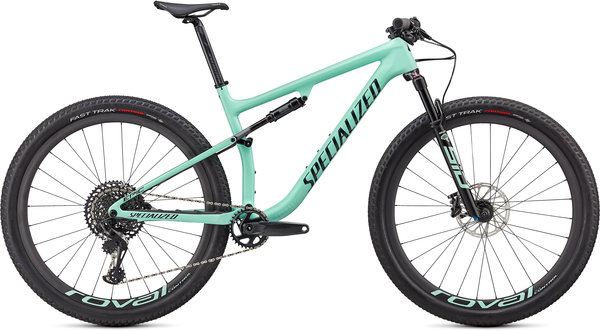 Specialized Epic Expert Color: Gloss/Satin Oasis/Forest Green