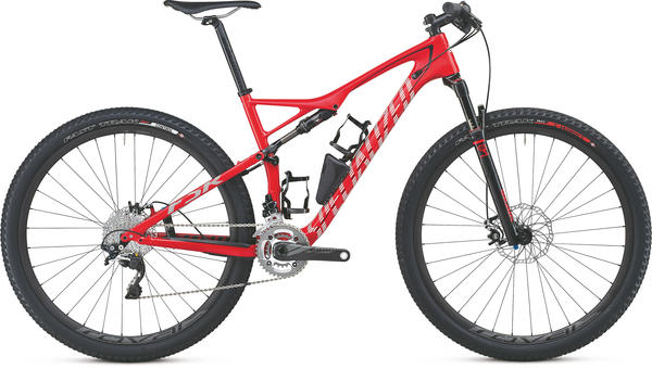 Specialized Epic Expert Carbon 29 Color: Gloss Red/White/Black