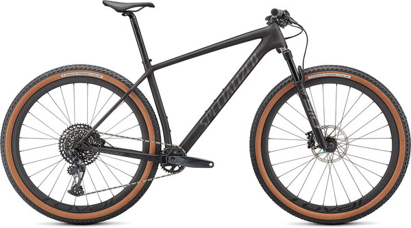 Specialized Epic Hardtail Expert Color: Satin Carbon/Spectraflair
