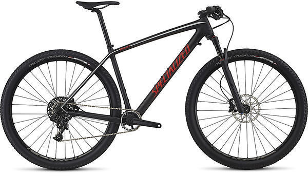 Specialized Epic Hardtail Expert Carbon World Cup