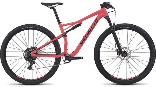 Specialized Women's Epic Comp Alloy Color: Gloss Acid Red/Black