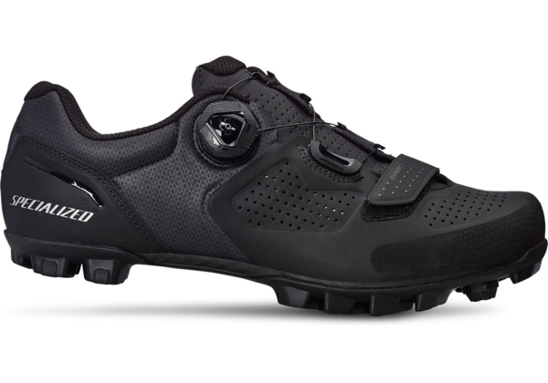 Specialized Expert XC Mountain Bike Shoes Color: Black