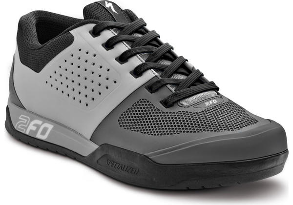Specialized 2FO Flat Color: Light Grey/Grey
