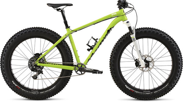 Specialized Fatboy Pro Color: Gloss Hyper/Black/White