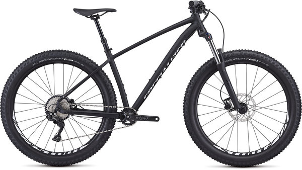 Specialized Fuse 27.5+ Color: Satin Black/White