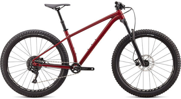 Specialized Fuse 27.5 Color: Gloss Crimson/Rocket Red