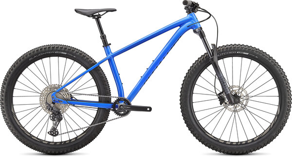Specialized Fuse 27.5 Color: Gloss Sky/Cast Blue