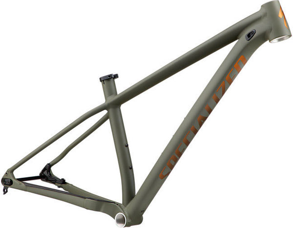 Specialized Fuse M4 29 Frame Color: Oak Green/Bronze Foil