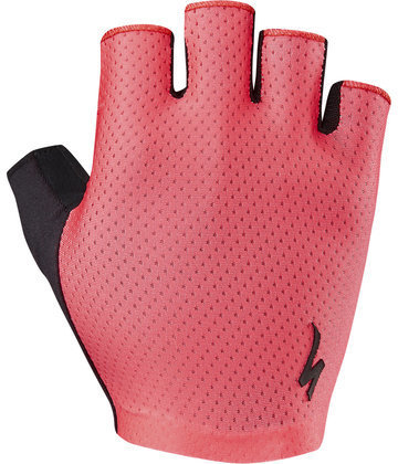 Specialized Grail Gloves Color: Acid Red