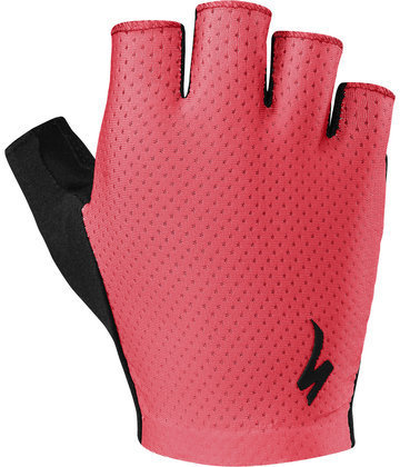 Specialized Women's Grail Gloves Color: Acid Red