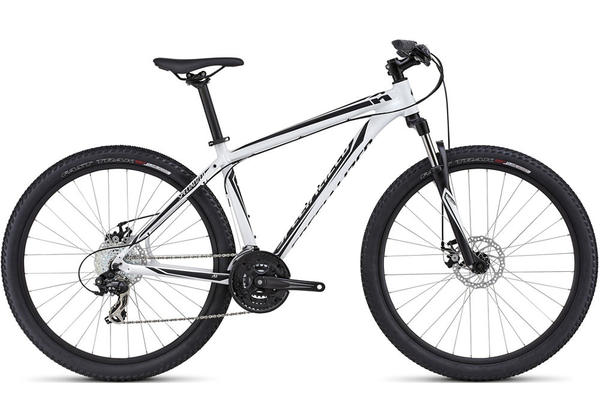 Specialized Hardrock Disc 650b Color: Gloss White/Satin Black