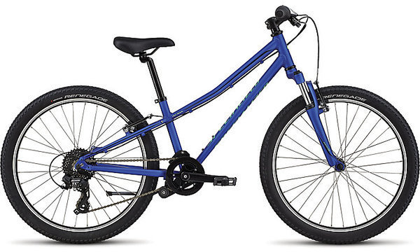Specialized Hotrock 24 Color: Acid Blue/Black/Cali Fade