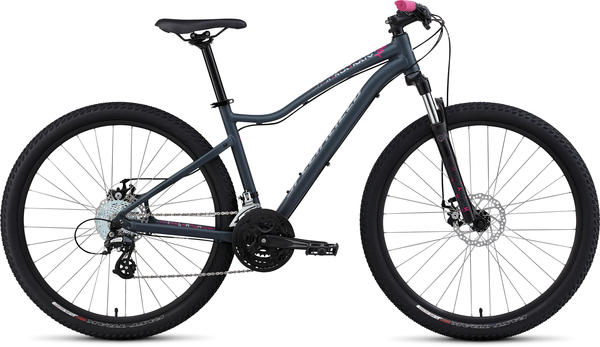 Specialized Jynx 650B - Women's Color: Carbon Grey/Filthy White/Pink