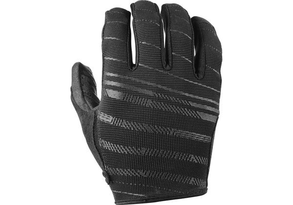 Specialized LoDown Velcro Gloves Color: Black