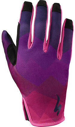 Specialized Women's LoDown Gloves Color: Indigo